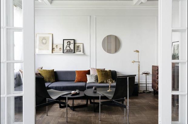 Фото №2 - Уютная гостиная: 10 простых идей