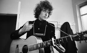 Боб Дилан в молодости