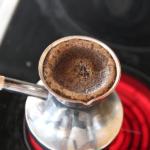 Особенности приготовления кофе?
