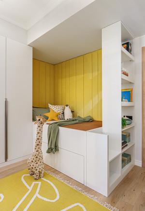 Фото №9 - Уютная светлая квартира 76 м² для молодой семьи с ребенком