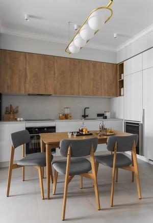Фото №2 - Уютная светлая квартира 76 м² для молодой семьи с ребенком