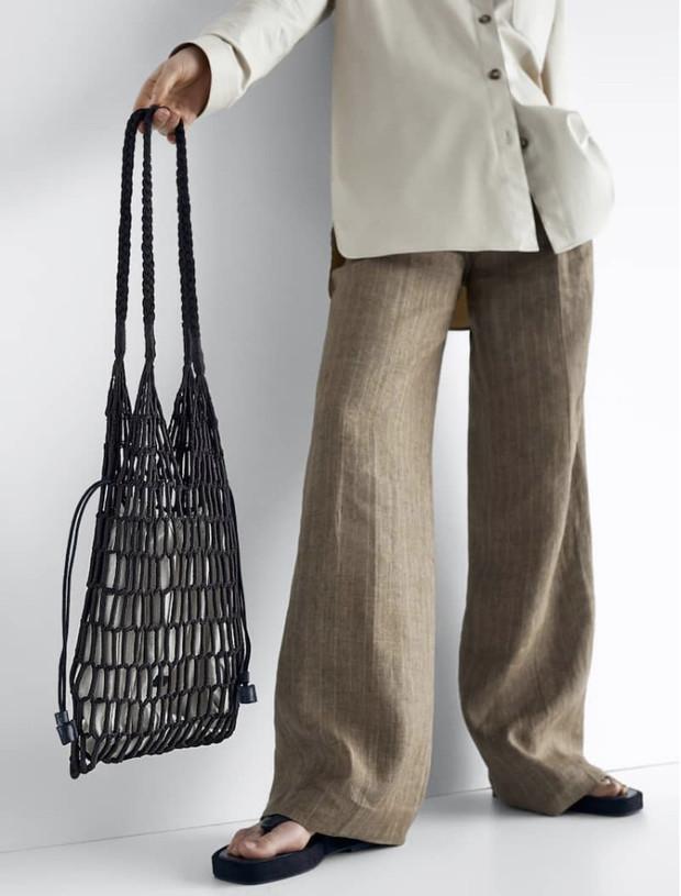 Фото №4 - Авоська— самая главная сумка лета 2021. Собрали 6 модных вариантов