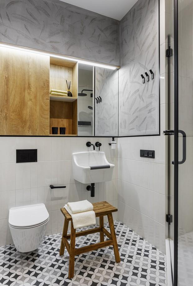Фото №7 - Уютная светлая квартира 76 м² для молодой семьи с ребенком