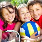 Полезные детские спортивные товары