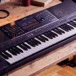 Синтезатор Vs. Клавиатура